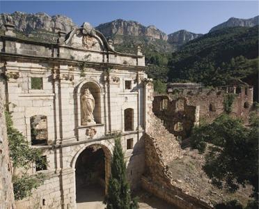 cartoixa d'Escaladei (Priorat)
